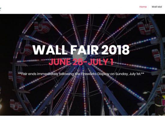 Wall Fair