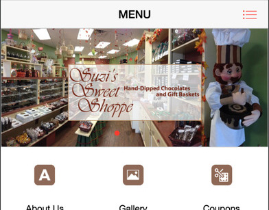 Suzi's Sweet Shoppe – Chocolate and more