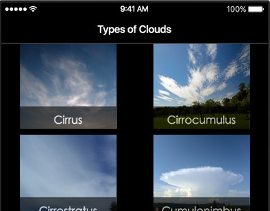 Types of Clouds – Ten Main Cloud Classifications