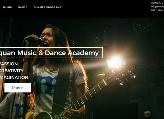 Manasquan Music & Dance Academy